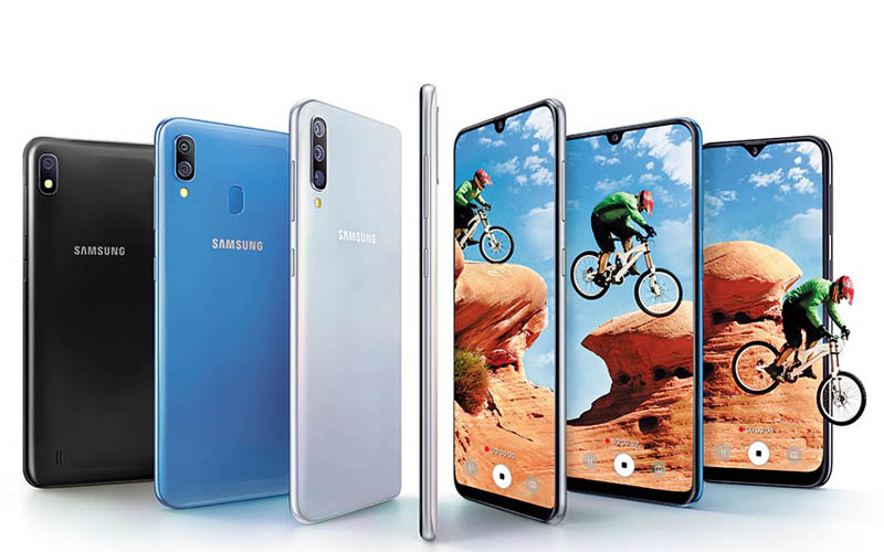 Samsung Launches Galaxy A50, Galaxy A30, And Galaxy A10 In India