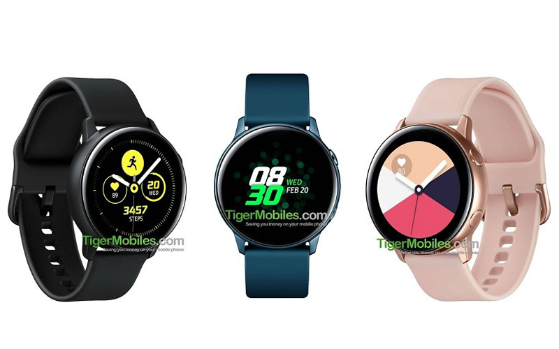 Specification-Of-Samsung-Galaxy-Watch-Active-Leaked-Online