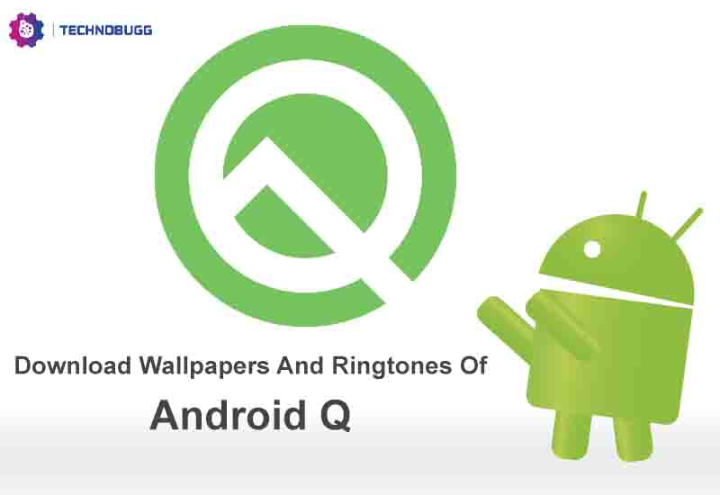 Download Wallpapers And Ringtones Of Android Q