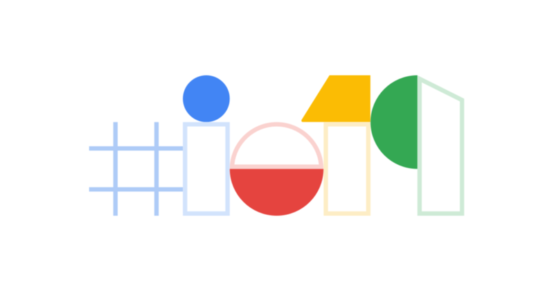 Google I/O 2019 Schedule Released