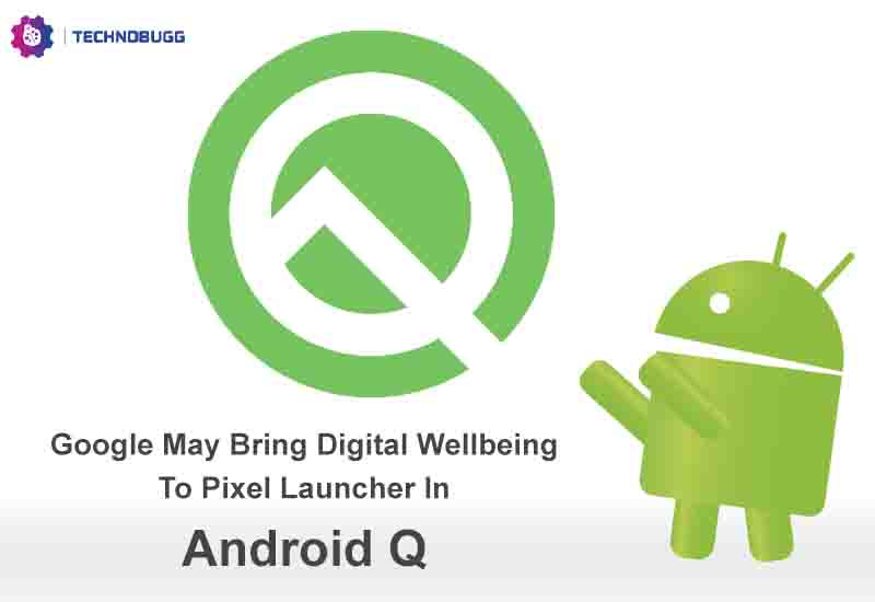 Google May Bring Digital Wellbeing To Pixel Launcher In Android Q