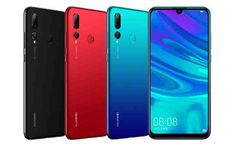 Huawei Enjoy 9S Goes Official With Triple Rear Cameras And More