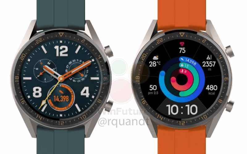 Huawei May Unveil New Watch GT Variants Along With Its Flagships