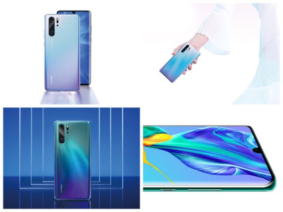 Huawei P30 And P30 Pro Leaked In Full Glory