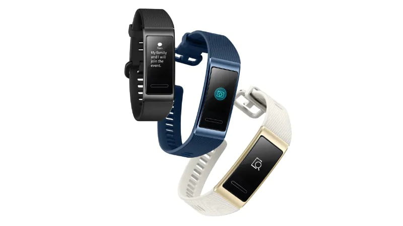 Huawei Unveils Its Wearables In India