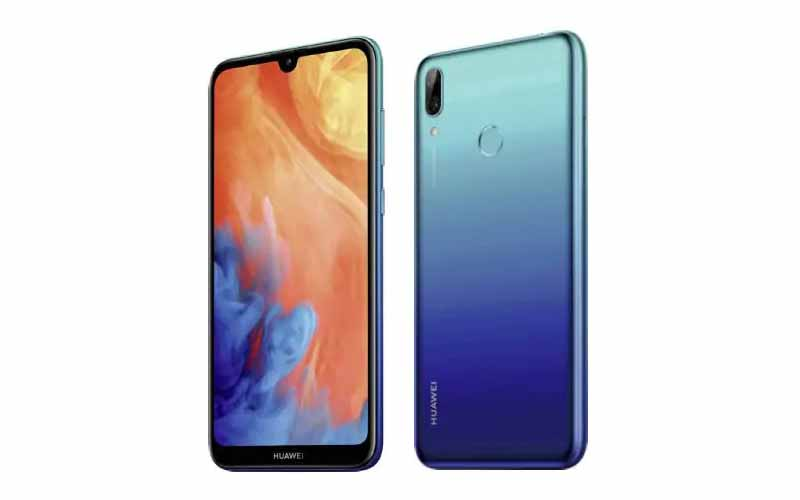 Huawei Y7 (2019) Unveiled With 4000 mAh Battery And More