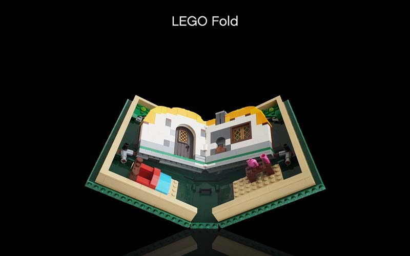 Lego Unveils Foldable Phone