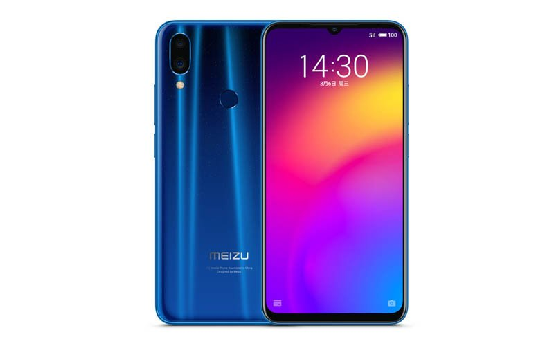 Meizu Note9 Unveiled With Dual Cameras And More