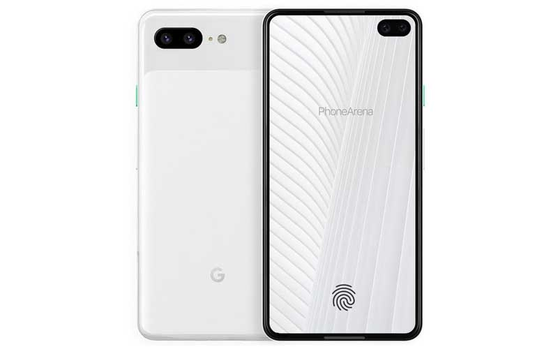 Mockup Of Google Pixel 4 Surfaced Online