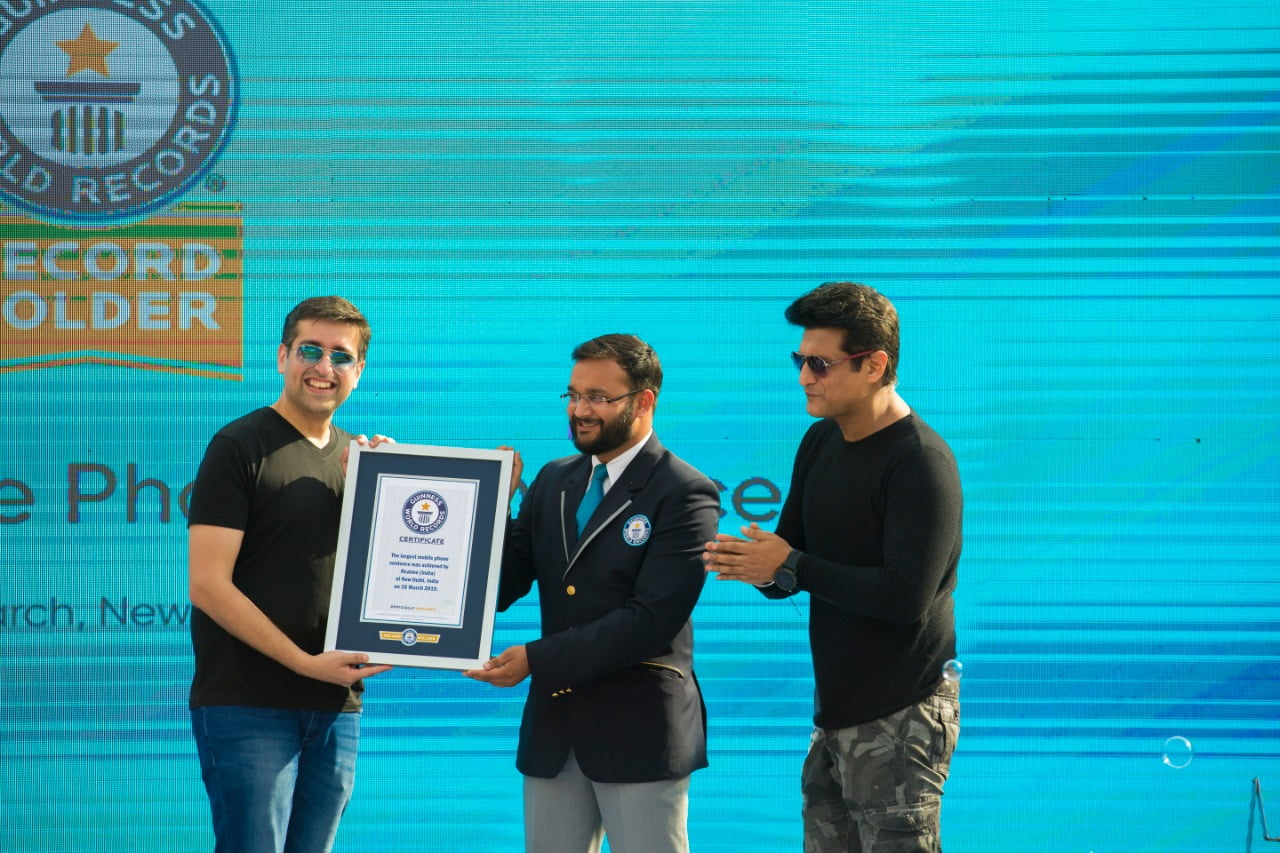 New Colour Variant Of Realme 3 Unveiled And The Brand Creates Guinness World Record Too