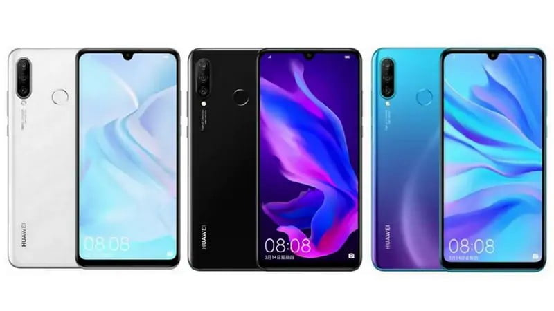 Press Renders Of Huawei Nova 4e Surfaced Online, Suggests Key Specifications