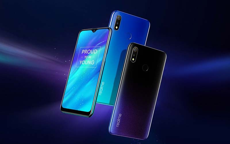 Realme 3 Unveiled With MediaTek Helio P70 SoC, Dual Rear Cameras And More