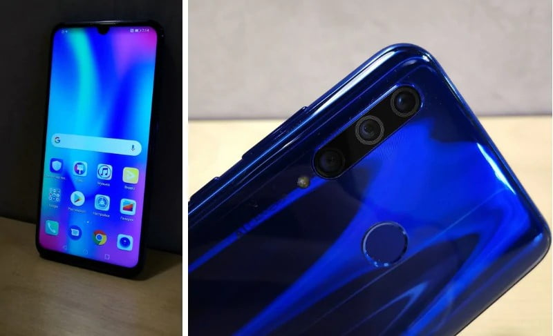 Specifications Of Honor 10i Surfaced Online