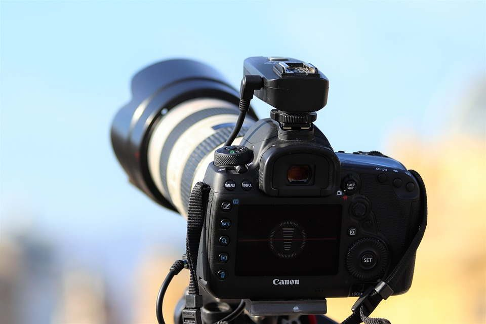 An Ultimate Guide for Buying a DSLR Camera