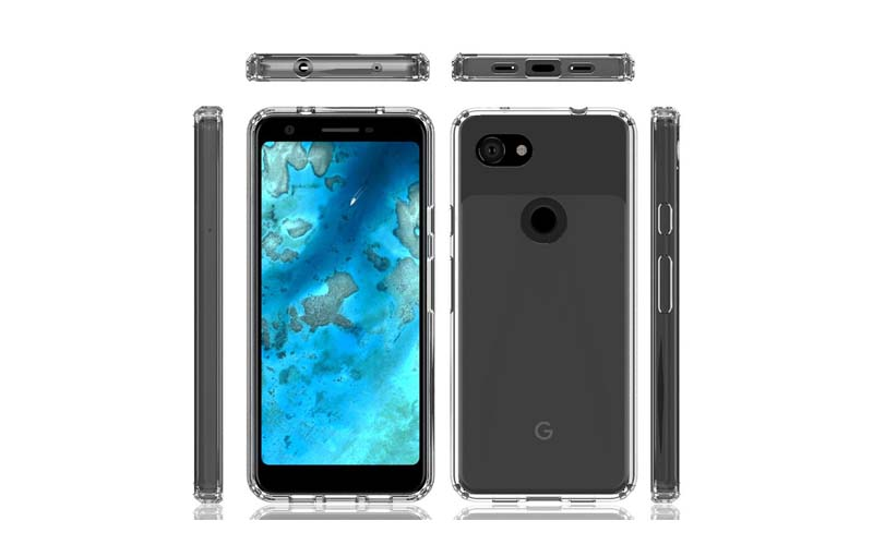 Case Renders Of Google Pixel 3a And Pixel 3a XL Surfaced Online
