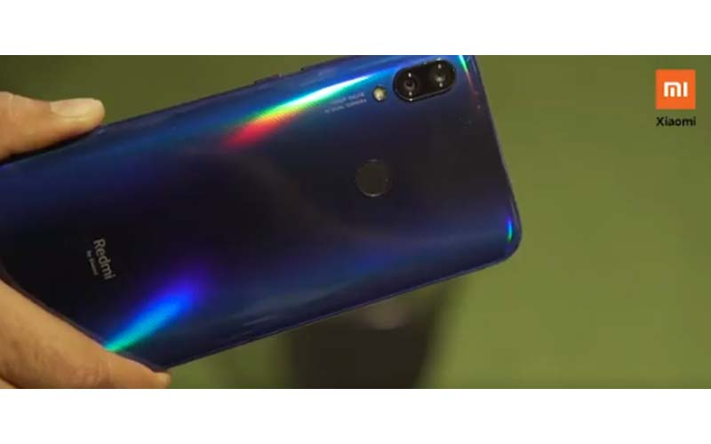 Here's The Look At Redmi Y3