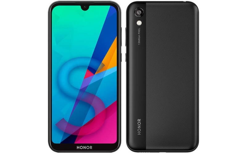 Images And Specifications Of Honor 8S Surfaced Online