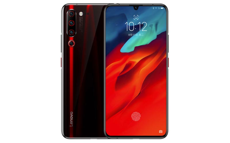 Lenovo Z6 Pro Unveiled With Quad-Camera Setup And More