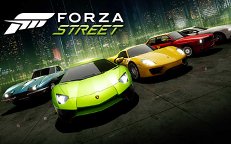 Microsoft Launches Forza Street A New Racing Game