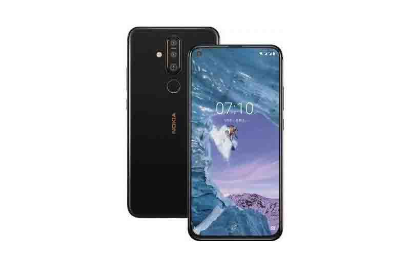 Nokia X71 Unveiled With Punch-hole Display And More