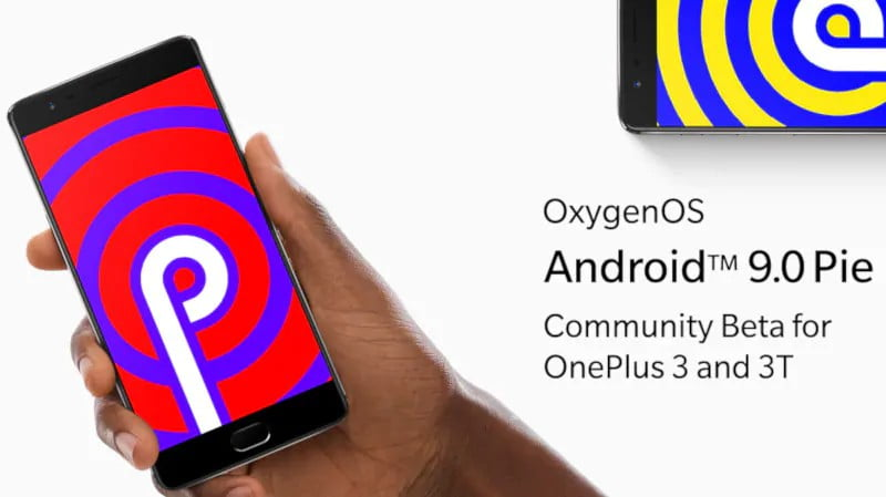 OnePlus 3 And OnePlus 3T Receives Android 9 Pie Community Beta Update