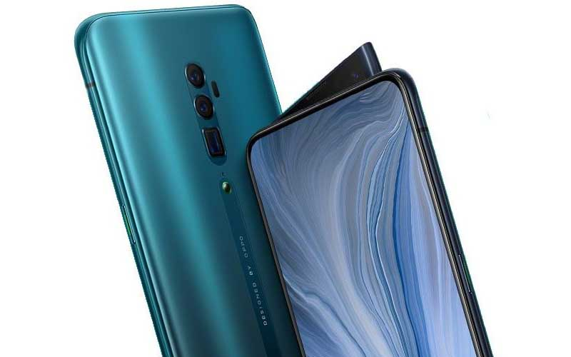 Oppo Reno 10X Zoom Edition Goes Official