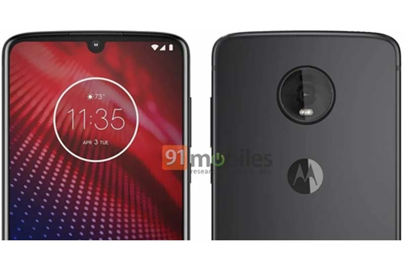 Specifications Of Moto Z4 Surfaced Online