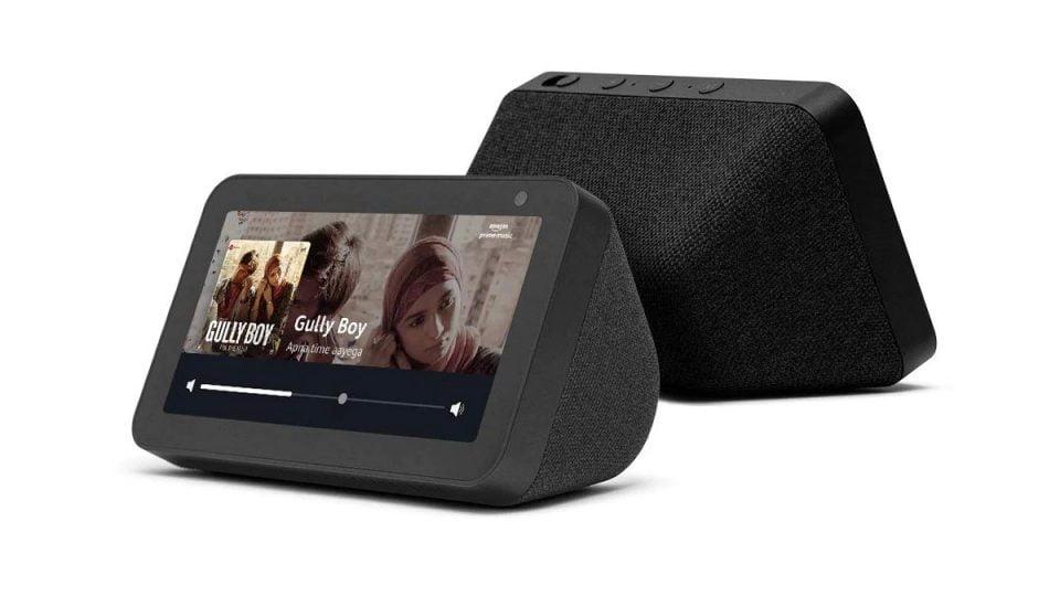 Amazon Unveils Echo Show 5 Smart Display