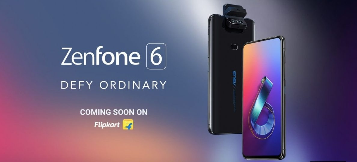 Asus Zenfone 6 To Launch In India Soon