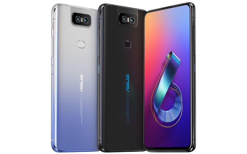 Asus Zenfone 6 Unveiled With Flip-Up Camera And More