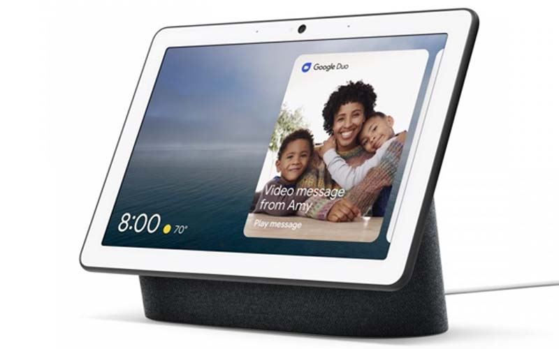 Google Nest Hub Max Goes Official With 10-Inch HD Screen And More