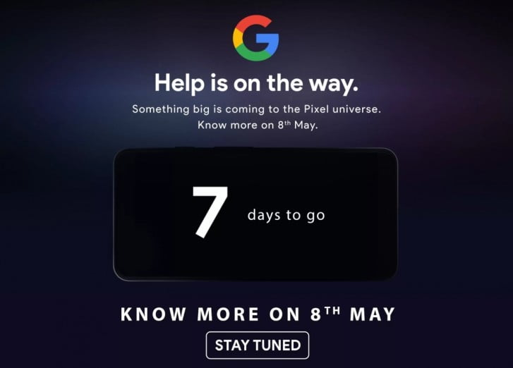 Google Pixel 3a And Pixel 3a XL Confirmed To Unveil On May 8