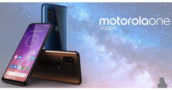 Here's The Best Look At Motorola One Vision