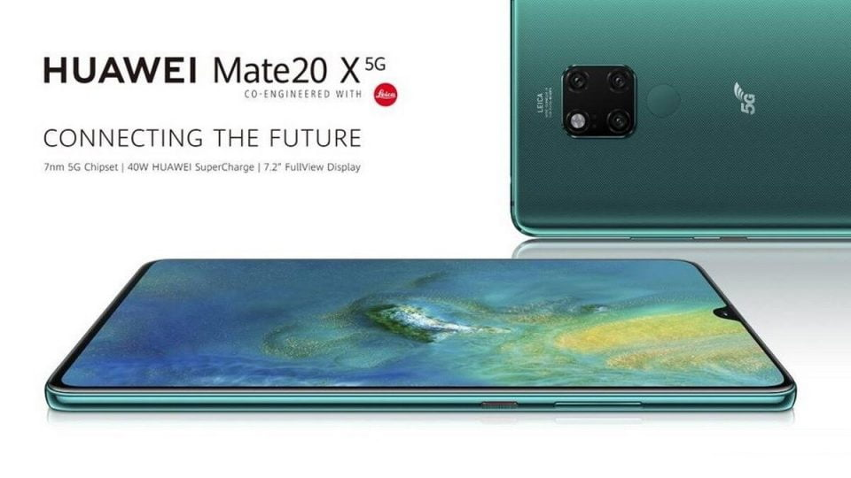Huawei Mate 20 X 5G Goes Official