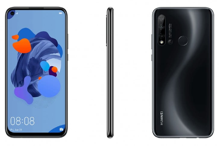 Huawei P20 Lite 2019 Surfaced Online With Key Specifications