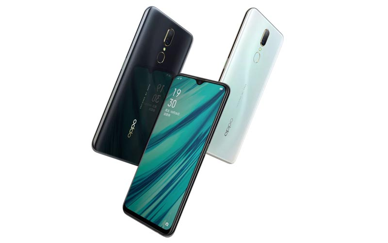 Oppo A9x Unveiled With 48 MP Camera And More