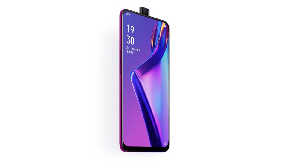 Oppo K3 Unveiled With Pop-Up Selfie Camera And More