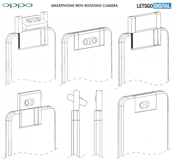 Oppo May Launch Smartphone With Rotating Camera
