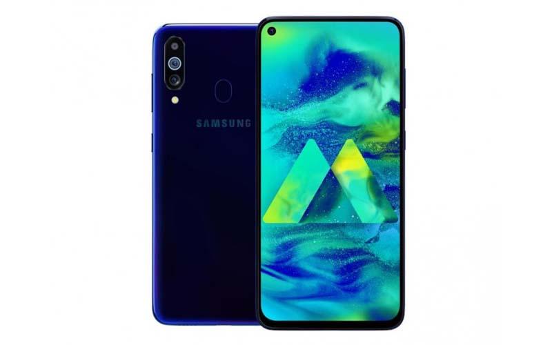 Press Renders Of Samsung Galaxy M40 Surfaced Online