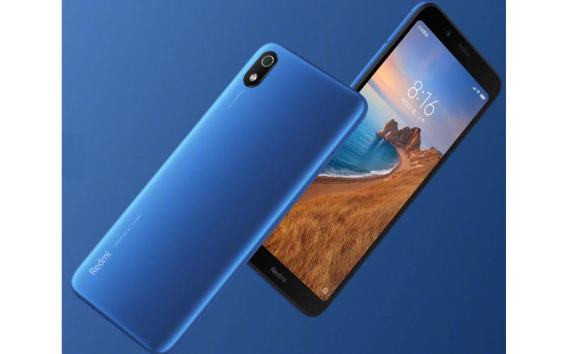Redmi 7A Unveiled With 4,000 mAh Battery And More