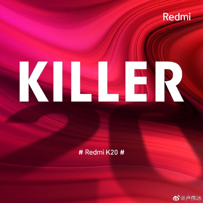 Redmi Flagship Confirmed To Launch As Redmi K20