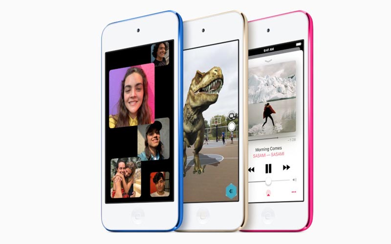 iPod Touch With A10 Fusion Processor Launched In India