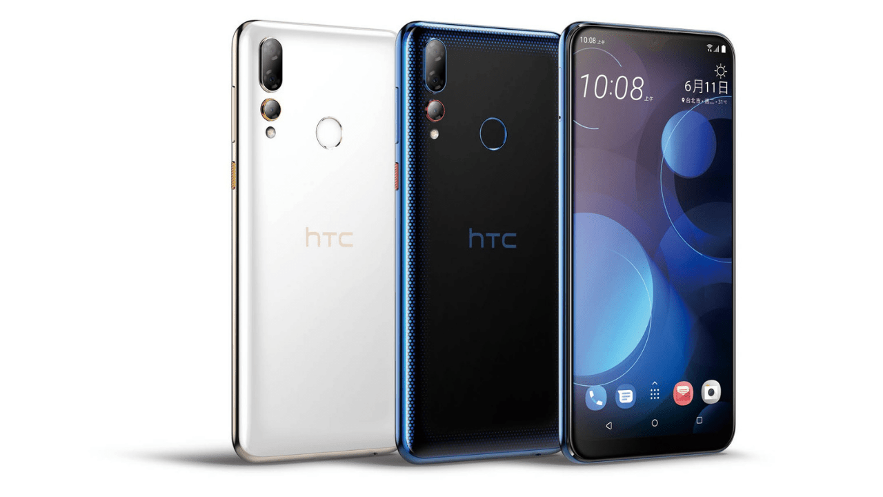 HTC U19e And HTC Desire 19+ Unveiled