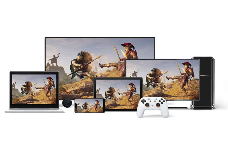 Here's Everything About Google Stadia
