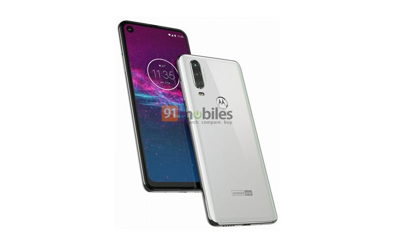 Image Of Motorola One Action Leaked Online