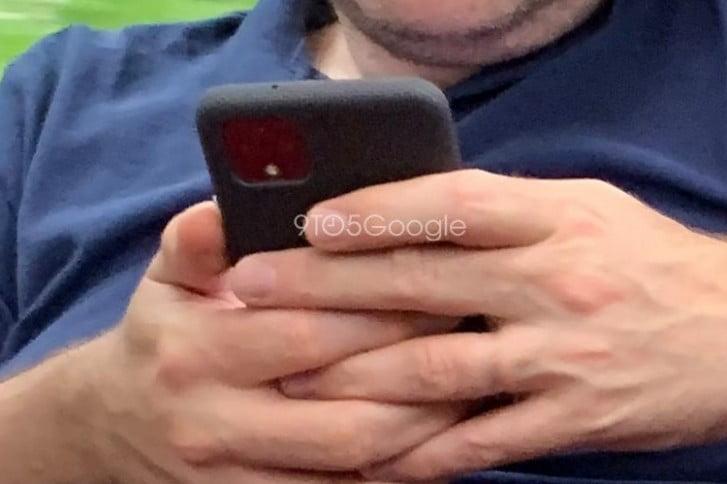 Live Image Of Google Pixel 4 Leaked Online