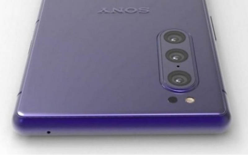 New Sony Smartphone With Triple Rear Cameras Leaked Online
