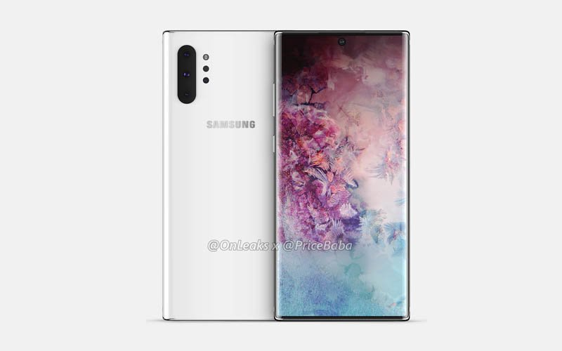 Samsung Galaxy Note 10 Pro Leaked Online
