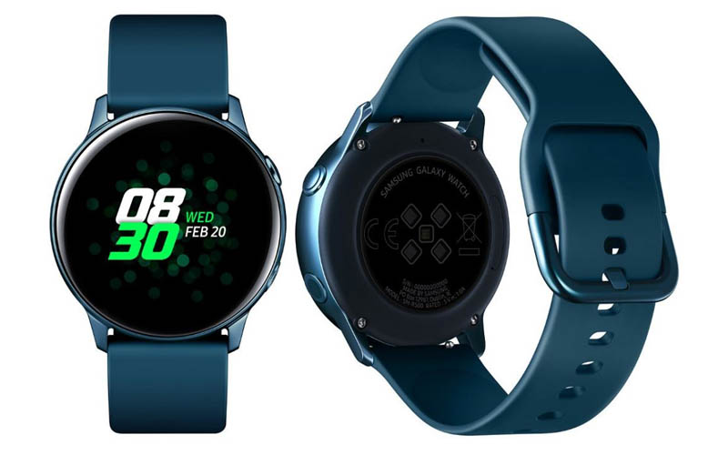 Samsung Galaxy Watch Active Goes Official In India