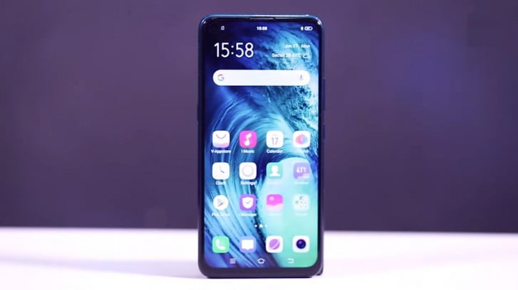 Specifications Of Vivo Z1 Pro Revealed